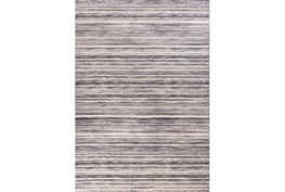 94X134 Rug-Wesley Stripe Grey
