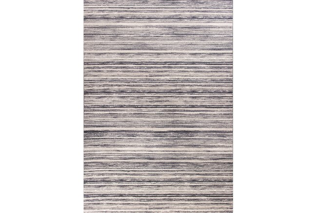 94X134 Rug-Wesley Stripe Grey - 360
