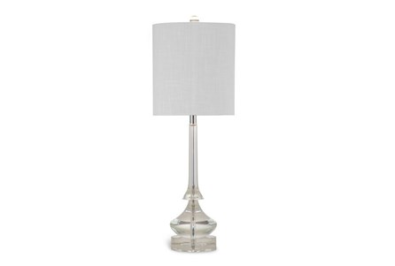 Table Lamp-Crystal Tulip
