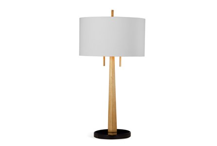 Table Lamp-Gold Spike