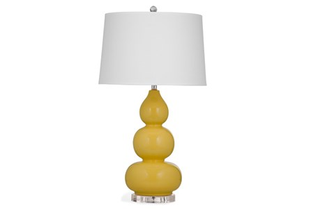 Table Lamp-Citron Triple Gord