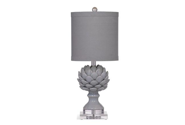 Table Lamp-Grey Artichoke - 360