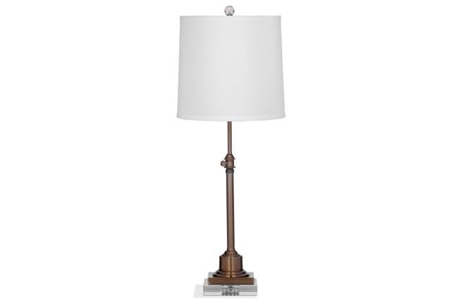 Buffet Lamp-Bronze Adjustable Height - 360