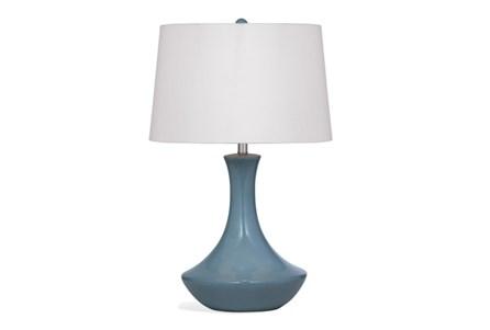 Table Lamp-Denim Blue Genie