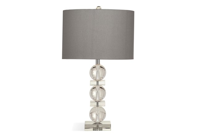 Table Lamp-Crystal Stacked Sphere - 360