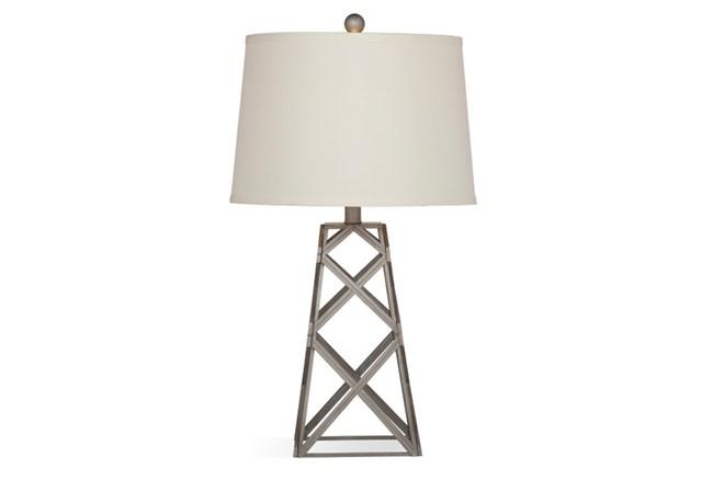 Table Lamp-Metal Tower - 360