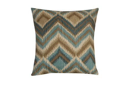 Outdoor Accent Pillow-Spa Peaks 18X18 - Main
