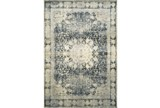 79X114 Rug-Merick Washed Denim - Signature