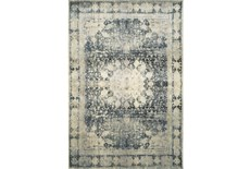 79X114 Rug-Merick Washed Denim