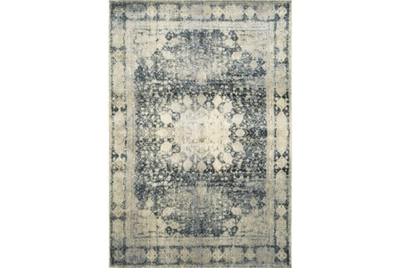118X154 Rug-Merick Washed Denim