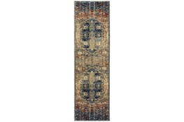 27X90 Rug-Merick Washed Spice