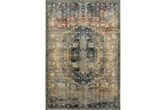 "6'6""x9'5"" Rug-Merick Washed Spice"