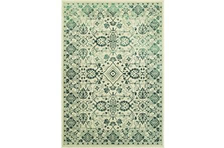 46X65 Rug-Soraya Tribal Emerald