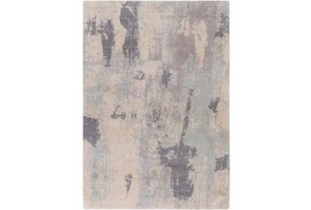 63X90 Rug-Drea Blue/Grey