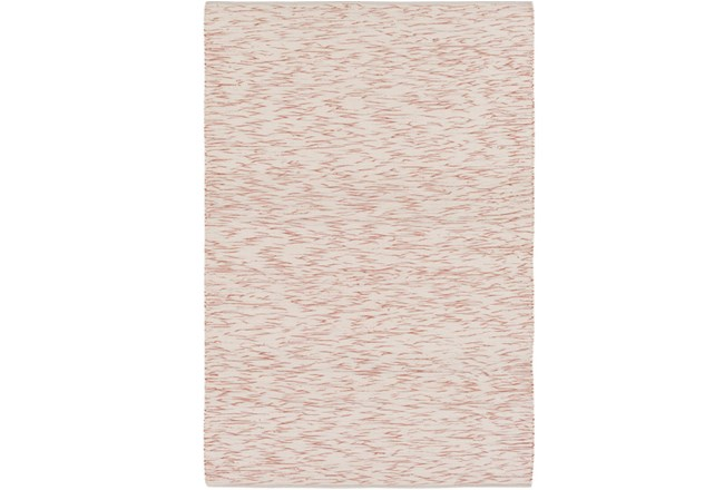 60X90 Rug-Cotton Striations Orange - 360