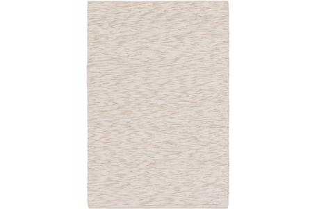 60X90 Rug-Cotton Striations Grey