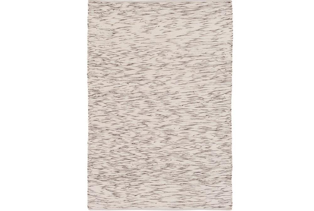 60X90 Rug-Cotton Striations Brown