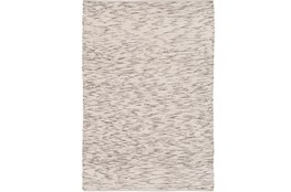 60X90 Rug-Cotton Striations Brown