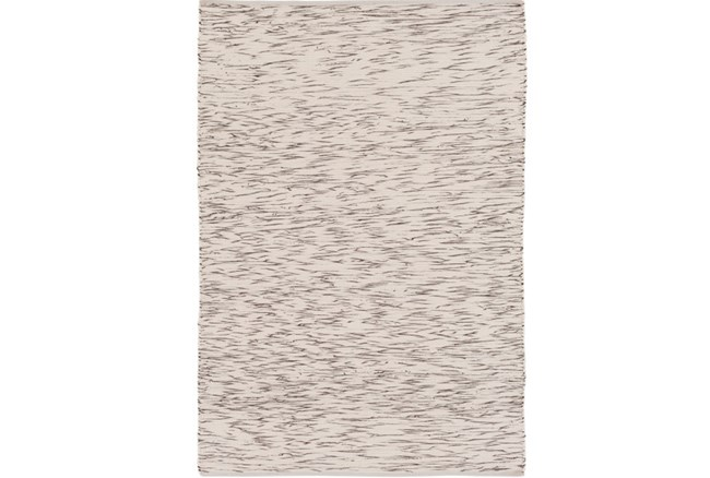 60X90 Rug-Cotton Striations Brown - 360