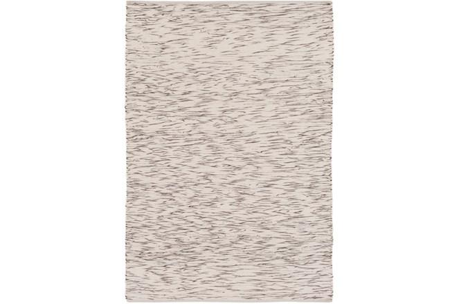 60X90 Rug-Cotton Striations Brown - 360