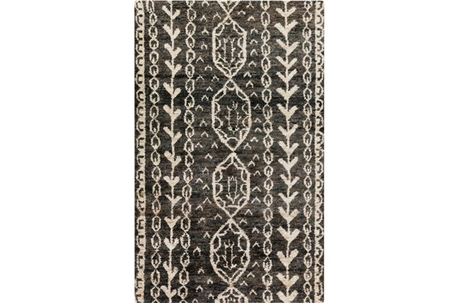 24X36 Rug-Natuk Dark Brown - 360
