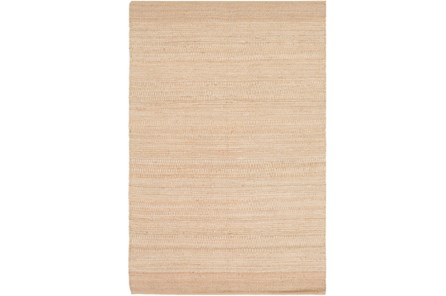 48X72 Rug-Santorini Jute Natural - Main