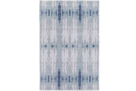 24X33 Rug-Azura Blue/Grey