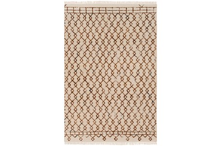 24X36 Rug-Kalin Brown