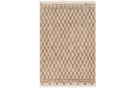 96X120 Rug-Kalin Brown - Main