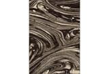 24X39 Rug-Gentry Marble Dark Brown - Signature