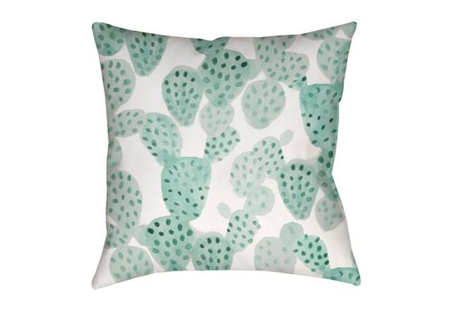 Outdoor Accent Pillow-Cactus 18X18 - 360