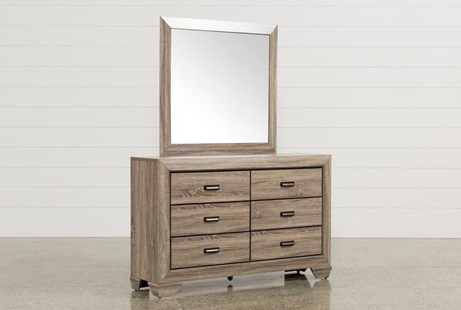Farrell Dresser/Mirror - 360