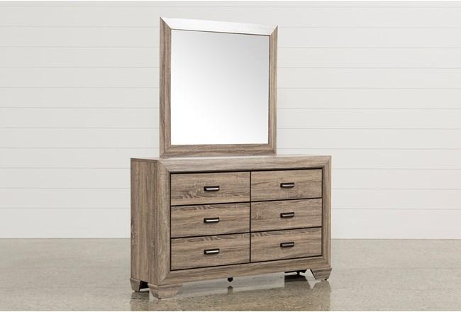 Kit-Farrell Dresser/Mirror - 360