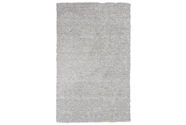 9'x13' Rug-Elation Shag Heather Grey