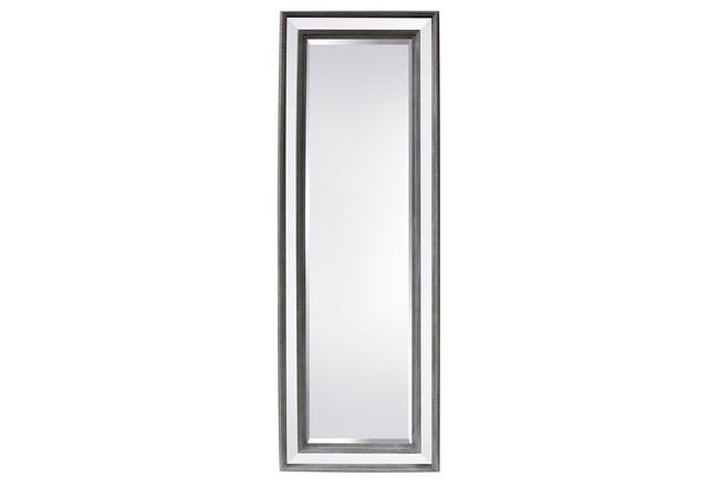 Mirror-Wood & Glass 30X85 - 360