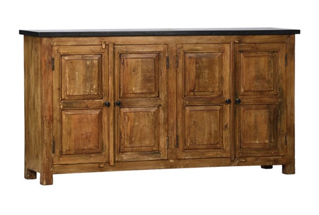 Wood Sideboard - 360