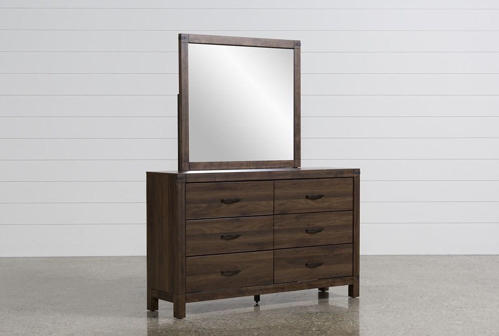 Willow Creek II Dresser/Mirror