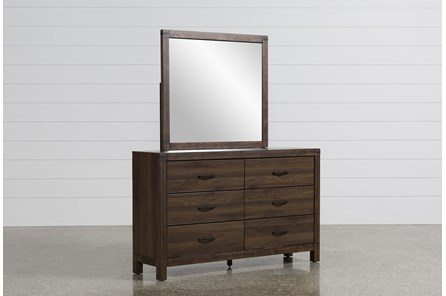 Willow Creek II Dresser/Mirror