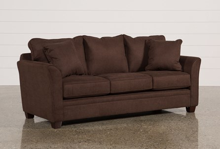 Alex Chocolate Sofa