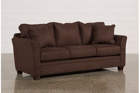 Alex Chocolate Sofa - Main