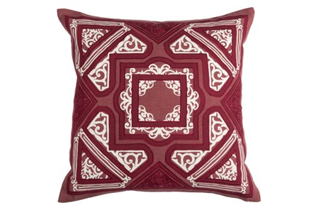 Accent Pillow-Spice Cathedral 18X18