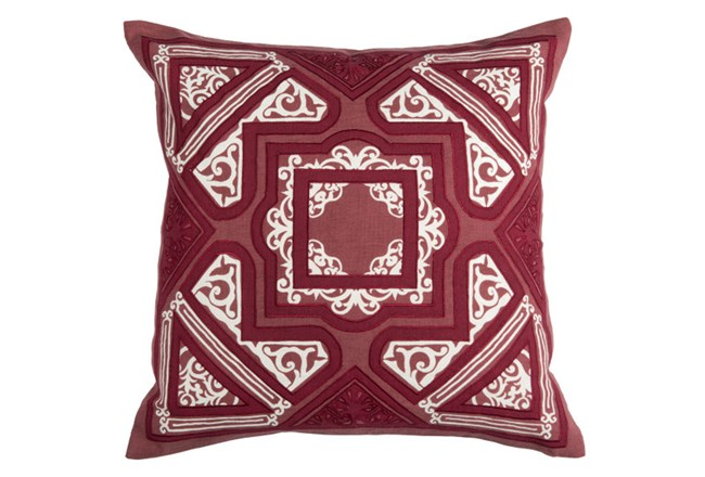Accent Pillow-Spice Cathedral 18X18 - 360