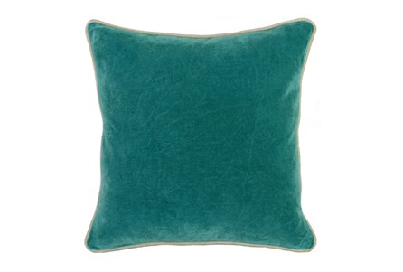 Accent Pillow-Surf Washed Velvet 18X18