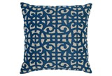 Accent Pillow-Marine Small Gate 22X22 - Signature