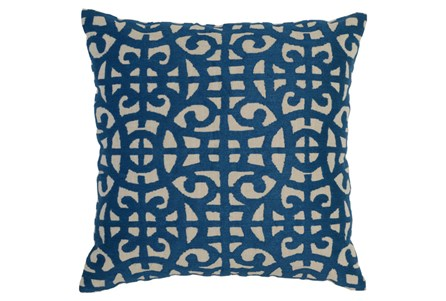 Accent Pillow-Marine Small Gate 22X22