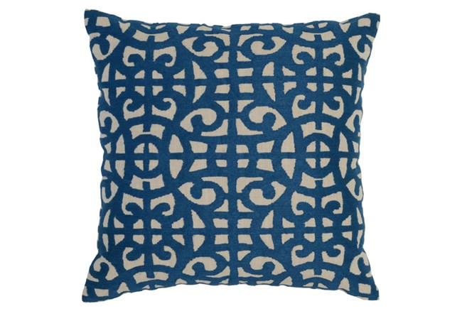 Accent Pillow-Marine Small Gate 22X22 - 360