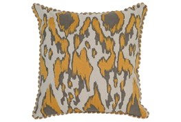 Accent Pillow-Mango Ikat 22X22