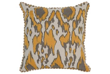 Accent Pillow-Mango Ikat 22X22