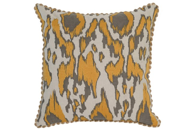 Accent Pillow-Mango Ikat 22X22 - 360