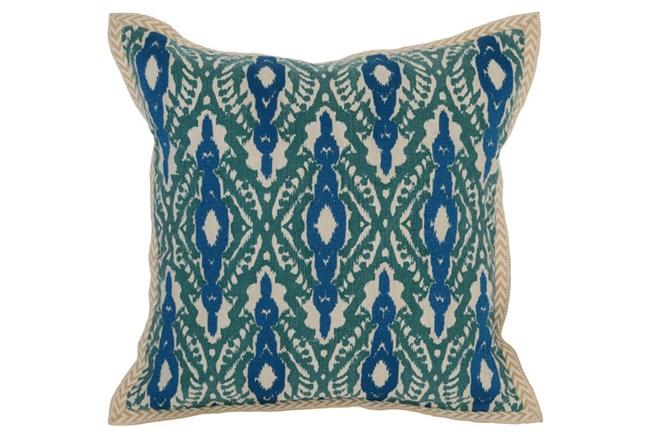 Accent Pillow-Surf Textile Block 18X18 - 360